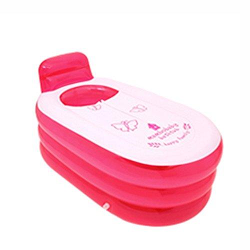 Baignoire gonflable Isolation pour adultes Baignoire de bain Baignoire pliante pour enfants Baignoire pliante