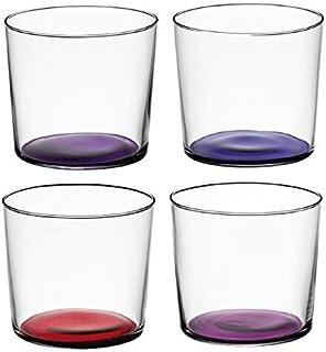 LSA International 390/ml Gio Colour tumbler Cherry 390ml Vetro