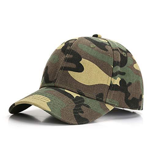 LUOXUE Mützen Hut Kinder Mädchen Outdoor Sport Camouflage Baseball Cap Für Jungen Atmungsaktive Snapback Hip Hop Trucker Hüte