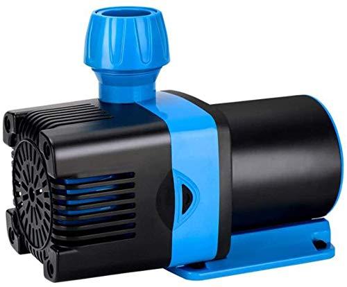 BinBin Fish Tank Pumpe Mute Ultra-Tauchpumpe Pumppumpe Fischteich Miniatur-Wasserpumpe Filter Frequency Conversion Wasserpumpe,65W