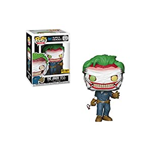 Batman: Joker - Death of The Family Pop! Vinyl Figure 12