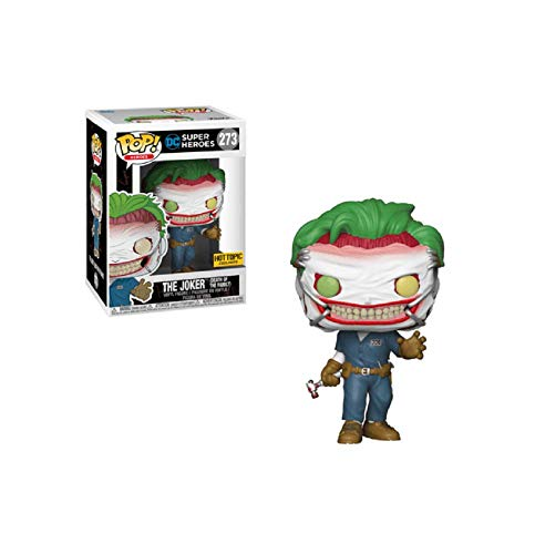 Funko POP DC Super Heroes The Joker (Death of The Family) Exclusive