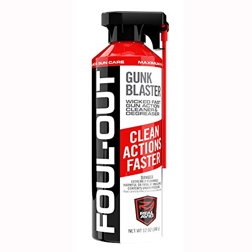 Real Avid Gun Cleaner Spray & Gun Bore Cleaner Formula for...