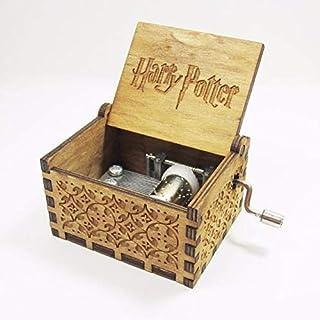 Harry Potter Classic Mini Wooden Music Box
