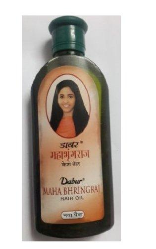 Dabur Maha Bhringraj Huile capillaire pour cheveux longs et épais 100 ml