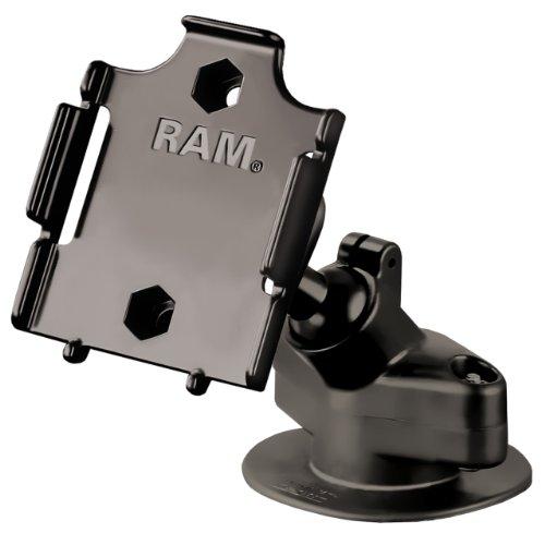 Ram Mount Adhesive Stick Base Dash Mount for Apple iPod Nano 3G 3rd Generation (Black)