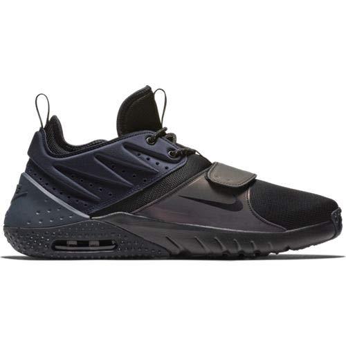 Nike Herren Air Max Trainer 1 AMP Fitnessschuhe, Schwarz (Black/Black-Dark Obsidian 001), 42 EU