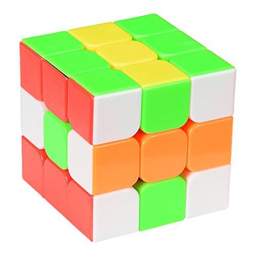 "YJ Moyu New Yulong 3x 3x 3Speed Cube Puzzle Smooth 3x 3""etikettenlos"