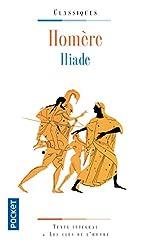 Iliade de HOMERE