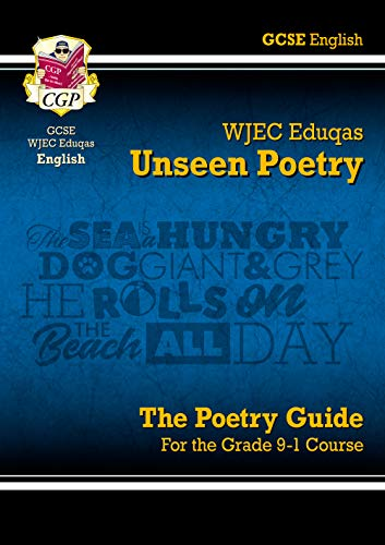 New Grade 9-1 GCSE English Literature WJEC Eduqas Unseen Poe