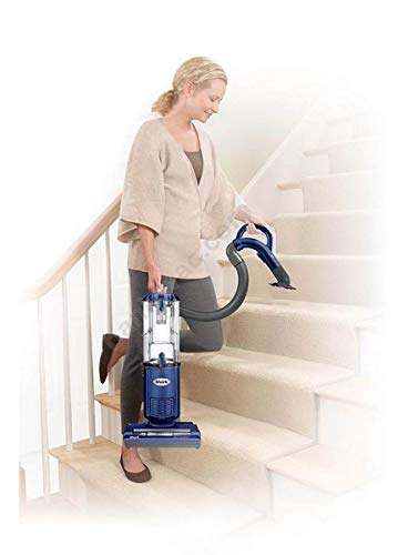 Shark NV105 Upright Vacuum One Size Blue(Renewed)