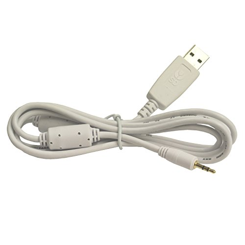 Cable de Gestión de Datos SD Codefree Monitor de Glucosa - Para utilizar con el software gratuito SD Diabetes Management System