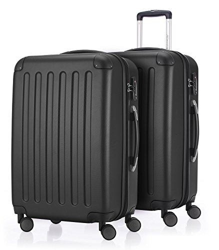 HAUPTSTADTKOFFER Set di valigie, 65 cm, 164 L, Multicolore