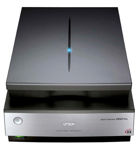 Epson Perfection V850 Pro Slide scanner