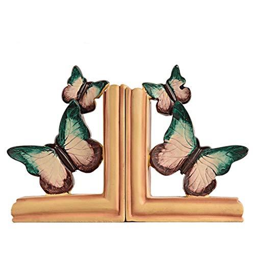 WYBFZTT-188 Resina Creativa Escultura Libro Titular de Libros Decoración del Hogar Decoración Moderna Simple Modelo de Habitación Artesanía Adornos