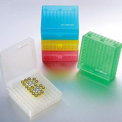 CryoKING PP Cryogenic Boxes-2in 81-Wells 133x Assorted Colors Max 52% OFF Clearance SALE! Limited time!