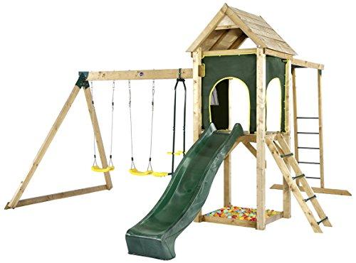 Pflaume Kudu Holz Play Centre
