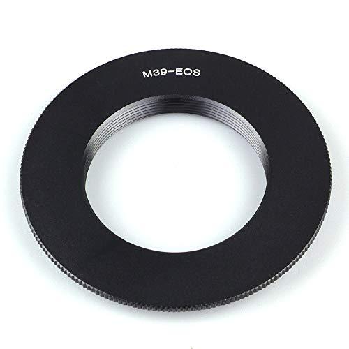 Pixco Lens Adapter Pak voor Lens naar Canon EOS Camera EOS 4000D 2000D 6D II 200D 77D 5D IV 1300D 80D 1DX II 5DS 760D 750D 7DII 1D 6D 7D, M39-Canon EOS