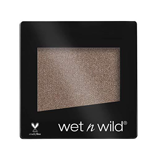 Wet N Wild Color Icon Eyeshadow Glitter Single – hochpigmentierter Glitzer Lidschatten, vegan,...