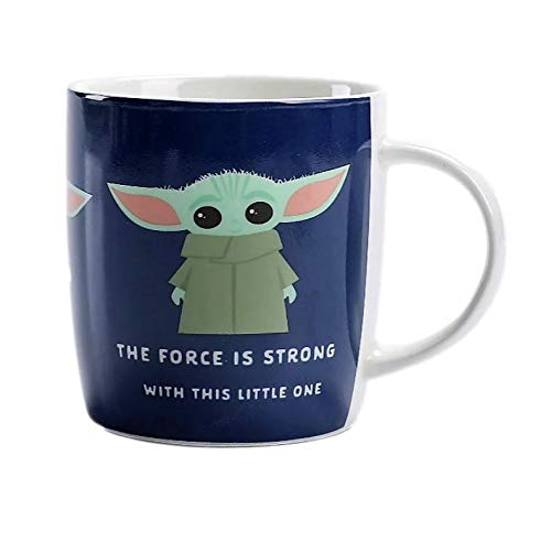 The Mandalorian Baby Yoda Tasse The Child