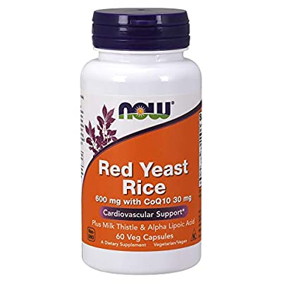NOW Foods Red Yeast Rice & Coq10 by NOW Foods