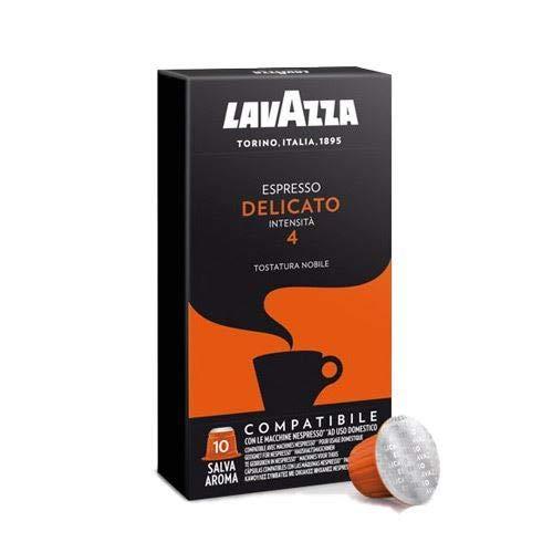 Lavazza x Nespresso Delico Kapseln 100 Capsule