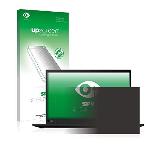 upscreen Anti-Spy Blickschutzfolie kompatibel mit Lenovo ThinkPad X1 Carbon (7. Generation) Privacy Screen Sichtschutz Bildschirmschutz-Folie