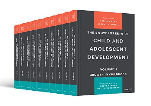 The Encyclopedia of Child and Adolescent Development: 10 Volume Set