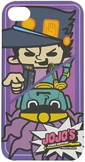 ジョジョと奇妙な冒険×パンソン◎iPhone4S/4ハードジャケット アイフォンケース☆アニメキャラクターグッズ通販☆【承太郎&スタープラチナ】