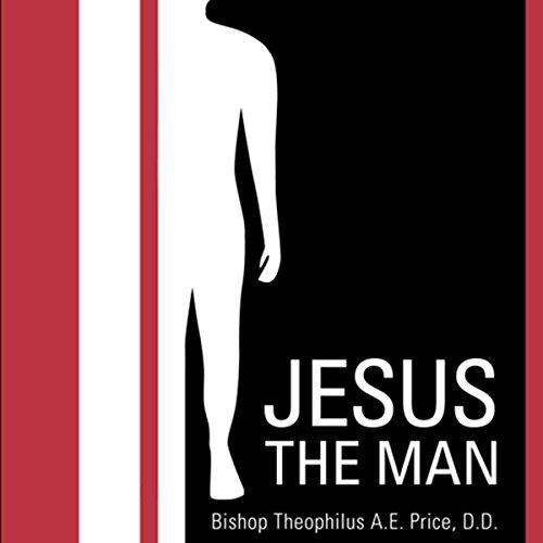 Jesus the Man audiobook cover art
