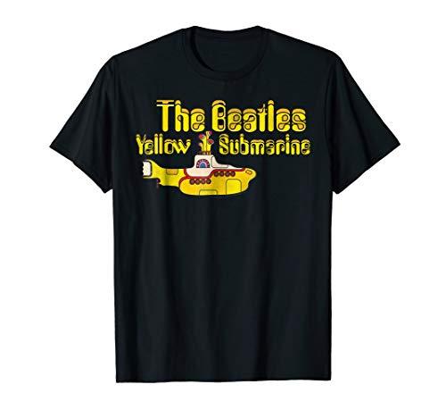 10 best beatles tshirt yellow submarine for 2021
