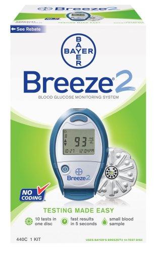 breeze 2 glucose meter - 5