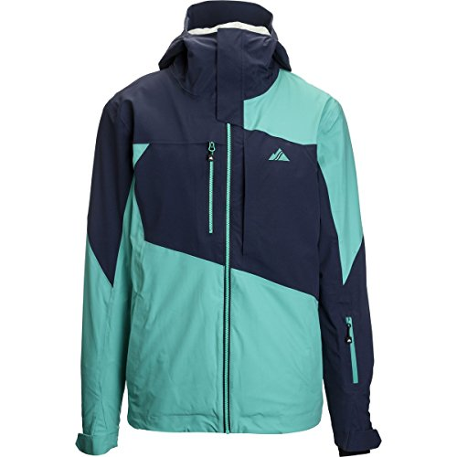 Strafe Outerwear Highlands FX Jacket - Men's Peacoat/Aqua, S