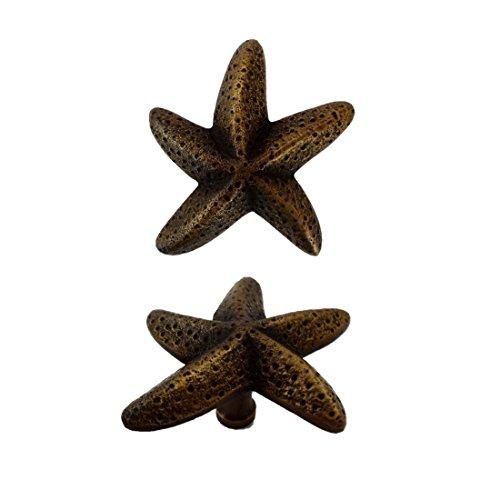 Jolyc Brass+つまみ取っ手+アンティークゴールド+N121006