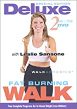 Leslie Sansone: Fat Burning Walk (Fat Burner Walk 2 Miles / Fat Burning Walk 4 Miles)