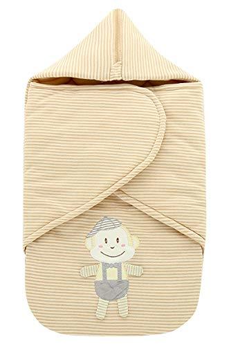 Crystallly Baby Swaddle Deken Pasgeboren Slaapzakken Unisex Puck Doek Rugzak Eenvoudige Stijl Katoen pyjama Wrap Deken