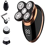 Best Electric Manscaping Groin Hair Trimmer,...