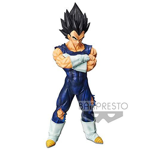 Dragon Ball Z - Figura de colección Grandista Vegeta Nero (Bandai 854