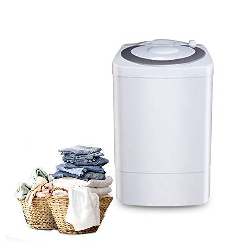 Bewinch Mini máquinas de Lavar, Lavadora portátil Máquina Semi-automática de Lavado, desinfección Ultravioleta Lavadora y Secadora bebé Uso Especial