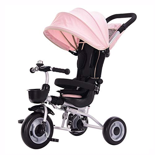Purchase Song Radio Flyer Tricycle Folding Baby Stroller Unisex Baby Bike 1-3-6 Years Old Baby Carri...