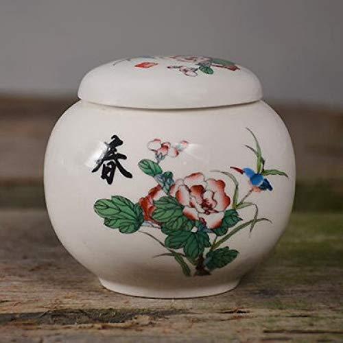 Teiera in Ceramica in Stile Cinese, Zuccheriera, Teiera, Scatola Piccola, Teiera Cinese per Spezie