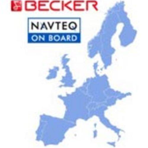 Navteq Becker Indianapolis Pro Navigations-CD Europa 5.0