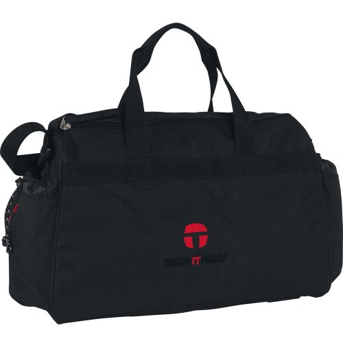 Take It Easy Basic Sporttasche WIEN 001 schwarz