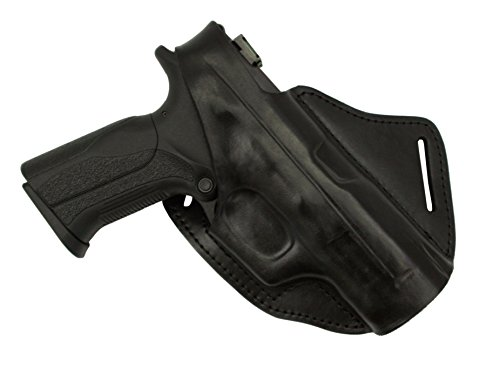 Falco Cross Draw Leather Holster for Walther CCP M2 3.54'