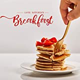 Late Saturday Breakfast - Easy Listening Jazz Compilation, Meal Time, Coffee and Tea, Energy for a New Day, Nice Moments with the Family