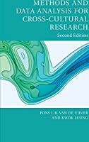 Methods and Data Analysis for Cross-Cultural Research (Culture and Psychology, Series Number 116)