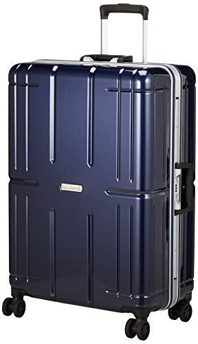 [エー・エル・アイ] スーツケース AliMax2 ハードキャリー 80L 5kg カーボンネイビー