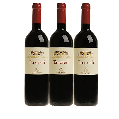 Vorteilspaket Donnafugata Tancredi Contessa Entellina Rosso DOC 2012 - (3 x 0,75 l Flaschen)