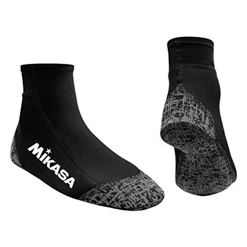 MIKASA Calzari Beach Volley MT951 (046 - Black/White, XL (47-49))