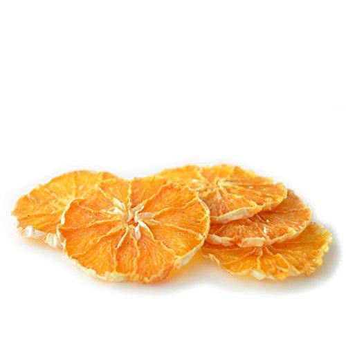 Orangen | getrocknet | Natur, Premium Qualität, ungezuckert, ungeschwefelt, 100 g